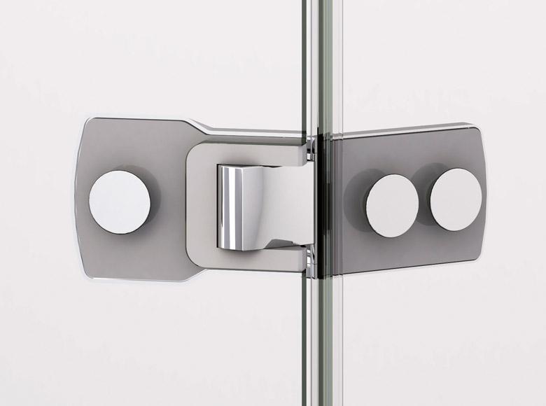 Die Hebe-Senk-Funktion erleichtert das Öffnen der Tür und schützt vor frühzeitigem Verschleiß der Türdichtung