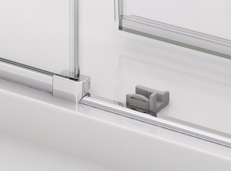 Listwa progowa oraz funkcja wypinania drzwi