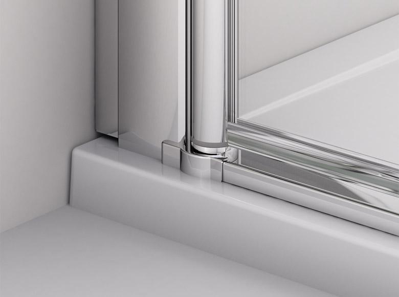 Hebe-Senk Funktion für die Tür