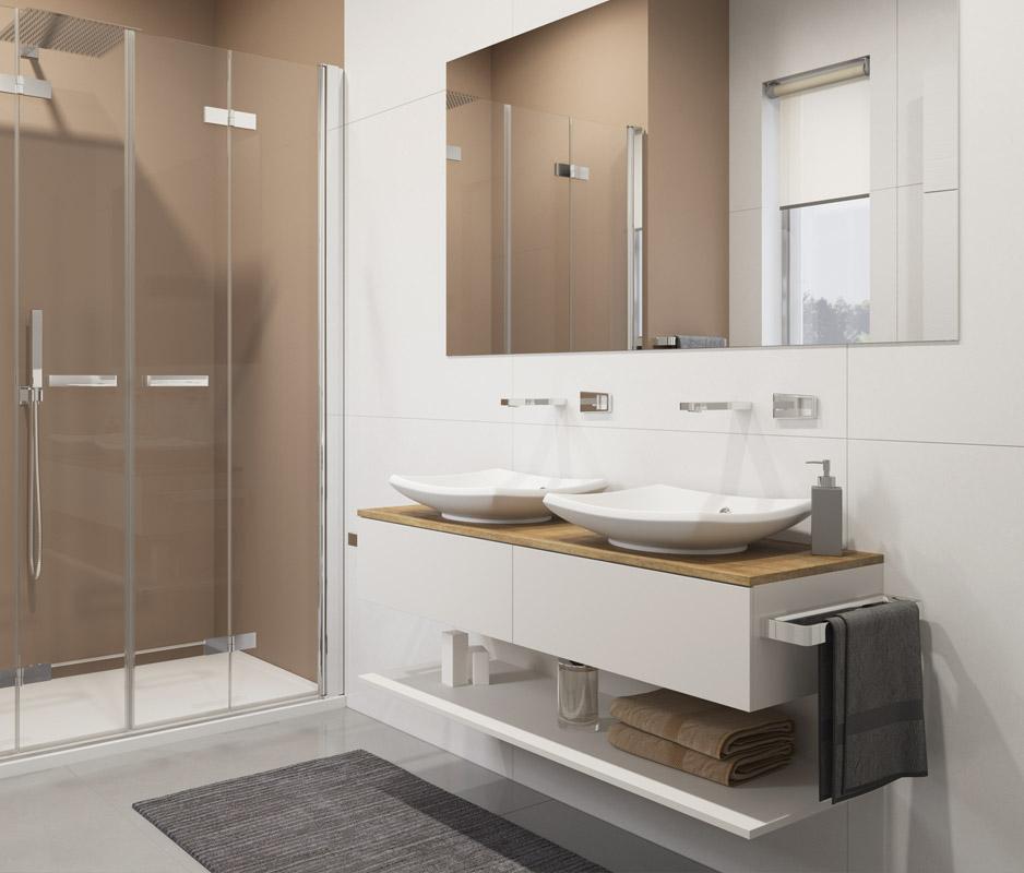 How to arrange a small bathroom? Ideas, inspirations
