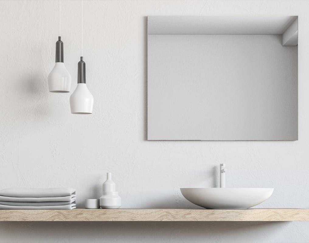 Bathroom in a studio flat - how to arrange it?