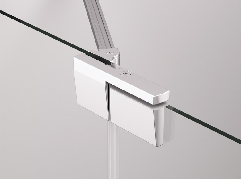 The brand-new ergonomic hinge, designed on the basis of the latest trends