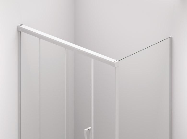"""Jauna funkcionalitāte: Elegantajām bīdāmajām durvīm ir sistēma """"soft open/close"""", un tās var bez pūlēm atvērt un aizvērt"""