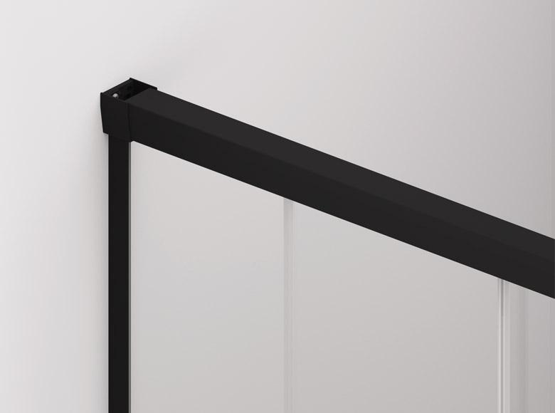 Système Soft Open/Close pour l'amortissement des portes coulissantes