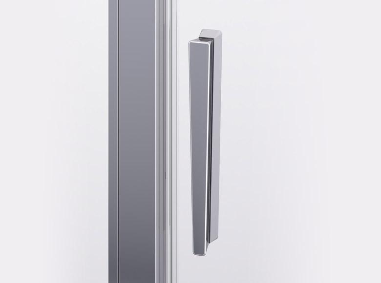 Model mâner pentru uşa pliabilă culisantă (exterior)