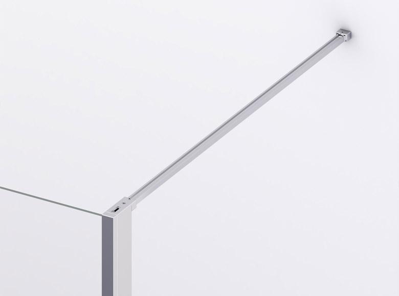 Bară stabilizatoare perete - sticlă
