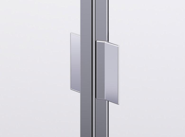Model mâner pentru uşa pliabilă culisantă (interior)