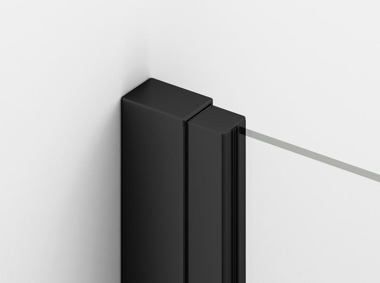 Profil compensator de fixare la perete