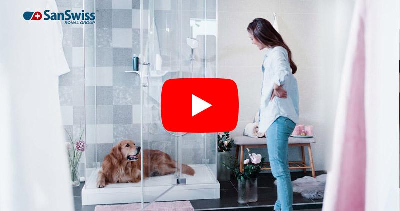 SanSwiss - Radost ze sprchování